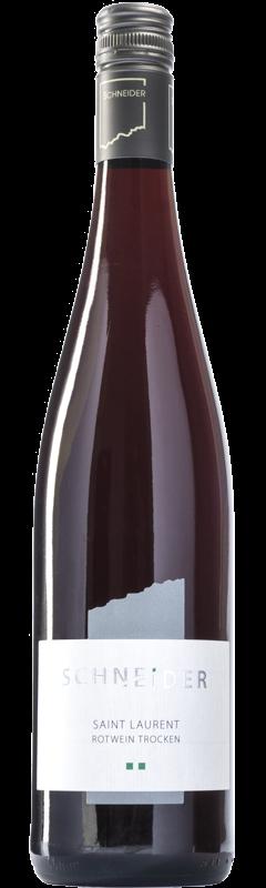 Saint Laurent Rotwein trocken