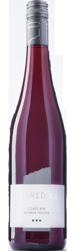 Cuvee N6 Rotwein trocken